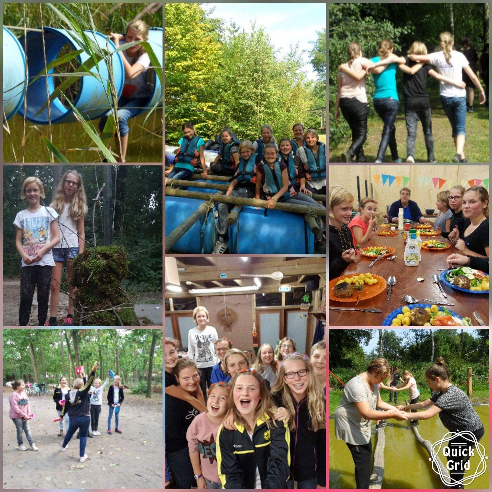 Scoutskamp 2017 - Bergeijk